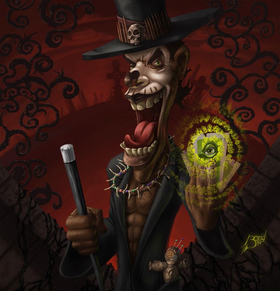 Voodoo Art | www.pixsh...