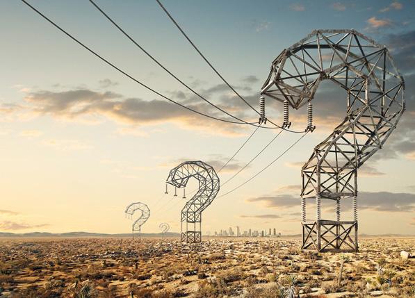 Saic Question Mark By Peter Aylward Cgi Retouching